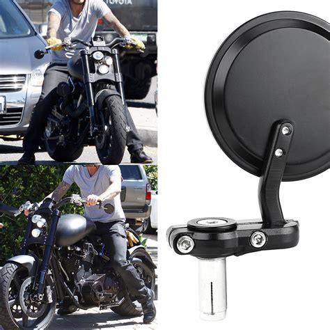 Motorrad Lenkerendenspiegel by 2x Motorrad Spiegel Lenkerendenspiegel Lenkerspiegel