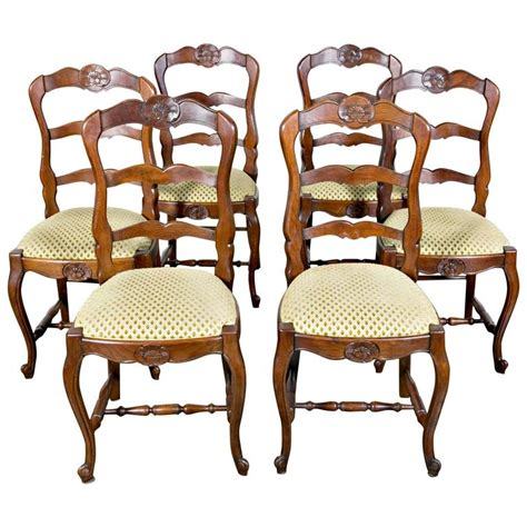set   country french ladder  chairs