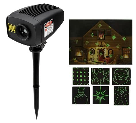 outdoor motion and light projector mr laser green outdoor motion