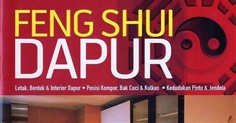 Solusi Feng Shui Buku Lanjutan buku murah meriah serial rumah feng shui dapur