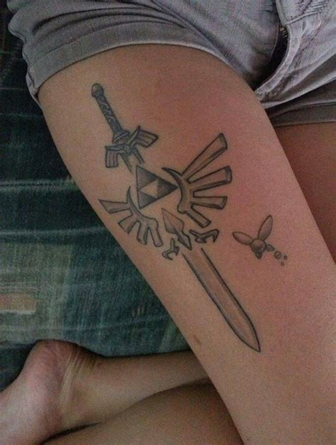 small zelda tattoos tattoos designs ideas and meaning tattoos for you