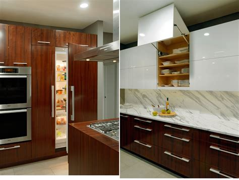 stainless steel range hood eirl in peru before after a basic kitchen gets a warm modern makeover washingtonian