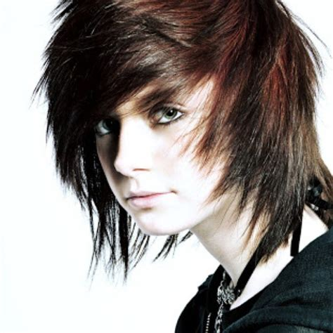 emo hairstyles guys thick hair 40 cool emo hairstyles for guys creative ideas