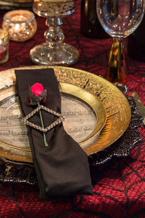 love themes from the grand opera plate 10 phantom of the opera party ideas that will wow your guests