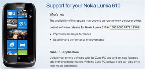 Nokia Lumia Update Nokia Lumia 610 Update V8779 12340 Is Now Available Gadgetian