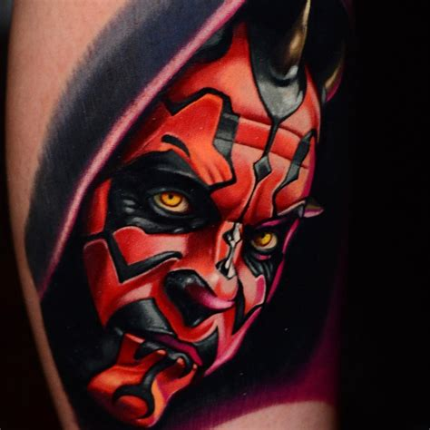 darth maul by ben ochoa