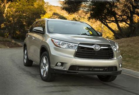 2014 Toyota Highlander Review 2014 Toyota Highlander Limited Awd Review