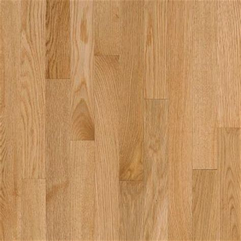 bruce oak rustic 3 4 in thick x 2 1 4 in wide x random length solid hardwood flooring