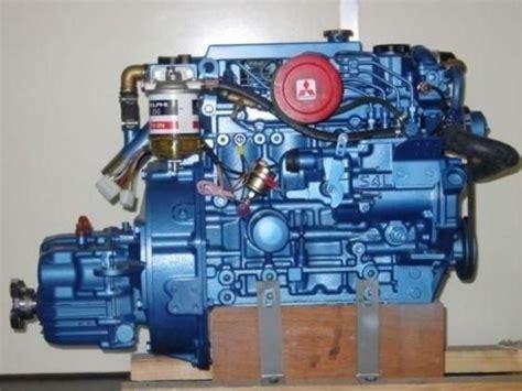 gebruikte bootmotoren scheepsmotor mitsubishi 42 pk advertentie 307843