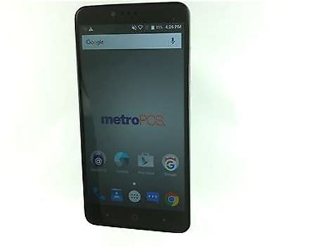 Android Z981 by Zte Zmax Pro Z981 Metro Pcs Android Smartphone B 164