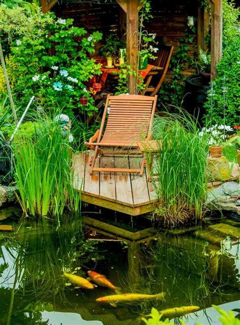 Les Bassins De Jardin by Jardins Aquatiques 101 Id 233 Es De Bassins Et De Fontaines
