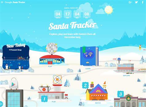 santa tracker santa tracker