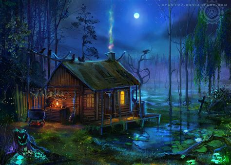 The Witch S House by Witch S House By Cyan707 On Deviantart