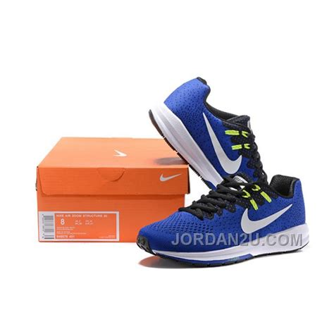 Nike Air Zoom Structure 20 Original Size Eu 44 0608 849576 nike air zoom structure 20 blue green