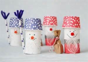 Einfache Bastelideen Zu Weihnachten 4228 by Weihnachtsmann Aus Toilettenpapierrolle Basteln Basteln