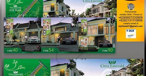 desain grafis kediri desain yang menarik meningkatkan image sebuah perumahan