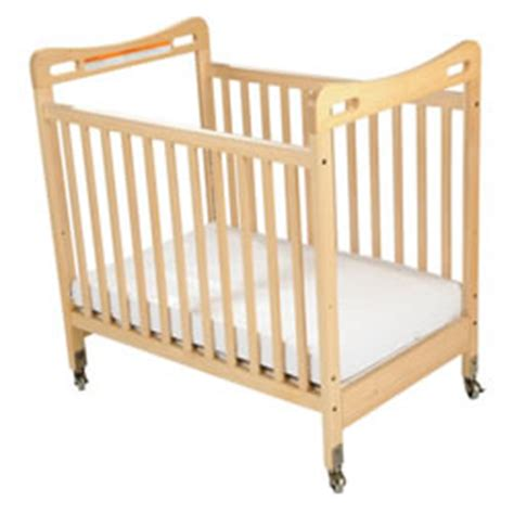 Infant Classroom Furniture by Safe Sound Easyreach Compact Crib