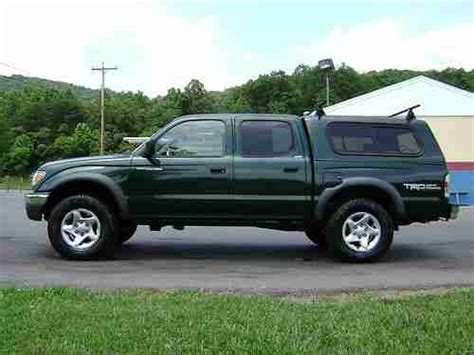 Toyota Tacoma 2001 For Sale Sell Used 2001 Toyota Tacoma Cab 4x4 Sr5 V6 In
