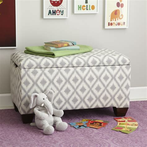 land of nod bench kids toy boxes wood toy boxes the land of nod