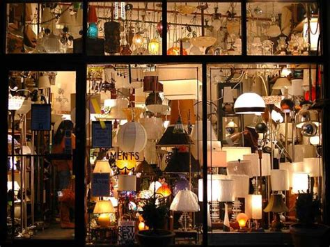 Lighting Fixture Store Best Vintage Decor Stores In New York My Design Week
