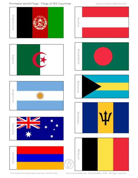 printable bunting flags mrprintables world flags bunting