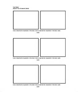 Storyboarding Template by Storyboard Template 77 Free Word Pdf Ppt Psd Format