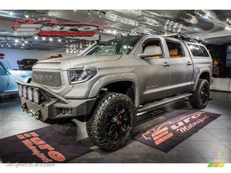 2015 Toyota Tundra 1794 Edition 2015 Toyota Tundra 1794 Edition Crewmax 4x4 In Magnetic