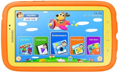 Or Kid Edition Samsung Galaxy Tab 3 Edition The Best Childrens Tablet