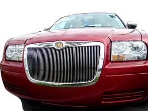Chrysler 300 Grills 2006 Chrysler 300 Accessories Chrysler 300 Grills Iced Out