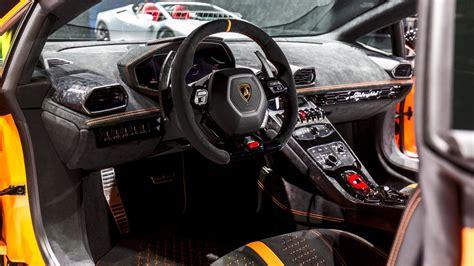 Lamborghini Interior by Lamborghini Hurac 225 N Performante Interior