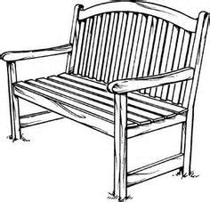 drawing bench 1000 images about sketches on pinterest metal fences pencil and how to draw