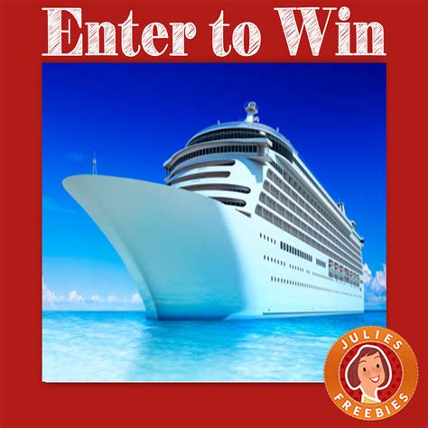 Free Cruise Sweepstakes - inferno the movie princess cruises sweepstakes julie s freebies