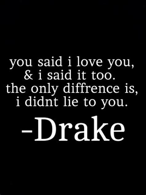 Drake Quotes About Heartbreak. QuotesGram