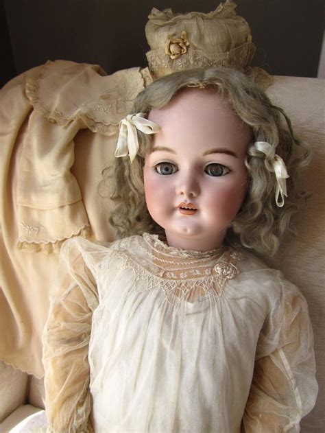 antique bisque german doll large antique bisque german doll simon halbig 1079 36