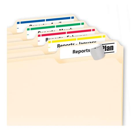avery template 8366 avery file folder labels for laser and inkjet