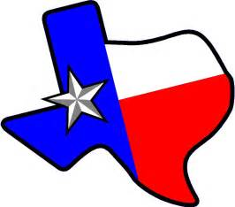 Signs of texas flag logo