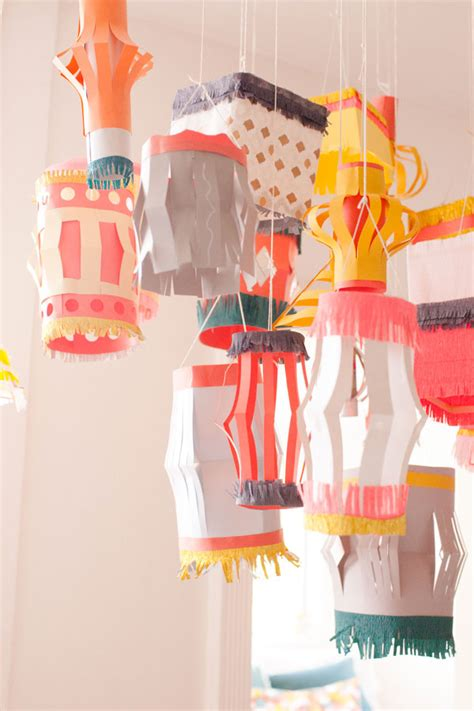 How To Make Lanterns Out Of Paper - 7 the most stunning diy paper lanterns ideas