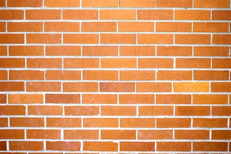 orange wall orange brick wall texture picture free photograph