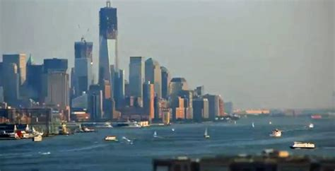 stunning time lapse of a day in new york: video