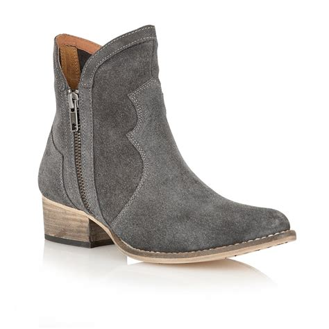 grey boots ravel ankle boots grey suede ravel from ravel uk