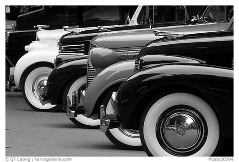 old cars black and white black and white picture photo classic car show vancouver