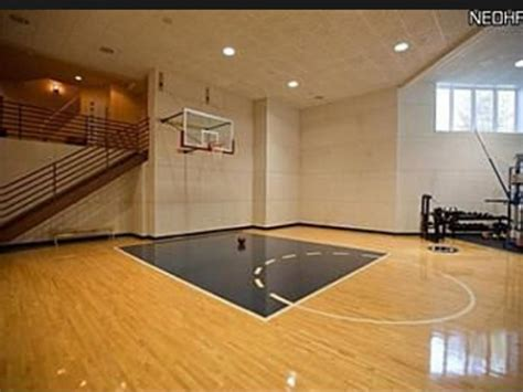 houses with indoor basketball courts for sale nba s calvin booth s avon lake mansion for sale includes indoor basketball court