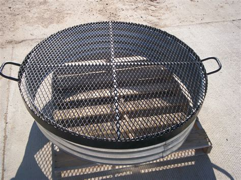 Exterior Fire Pit Grate Rings Design With Wooden Siding Pit Grate