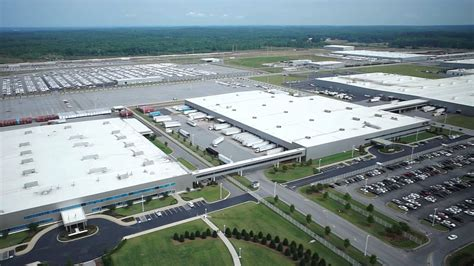 Kia West Point Flyworx Aerial Powertech Kia Plant
