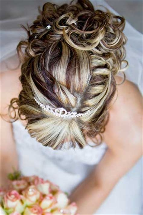 Wedding Hairstyles Curly Updos by Hairstyles For 2015 Hairstyle