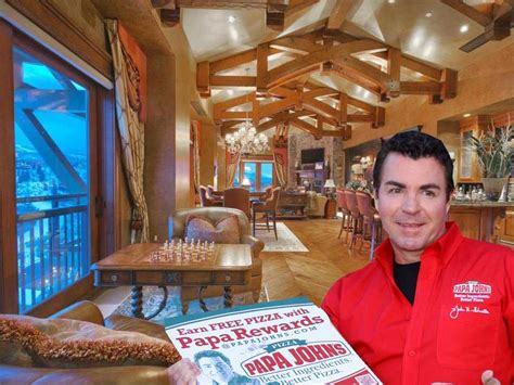 papa johns founder lists park city penthouse business