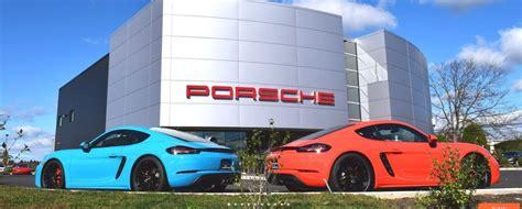 Porsche In Nj Princeton Porsche Nj Porsche Dealer