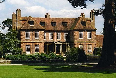 pride and prejudice mansion groombridge place tunbridge wells kent the house from