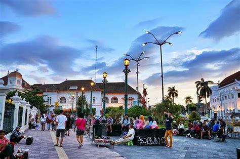 Mini 2 Di Jogja tempat wisata malam di jogja menyusuri lorong waktu di titik nol kilometer seputar jogjakarta