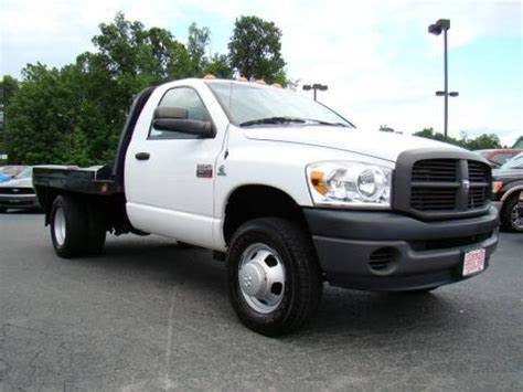 2007 dodge 3500 specs 2007 dodge ram 3500 st regular cab dually chassis data